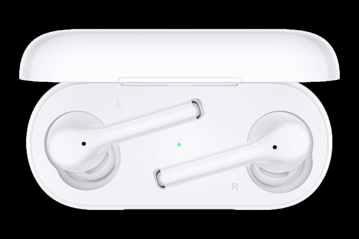 Gli auricolari Freebuds 3i di Huawei