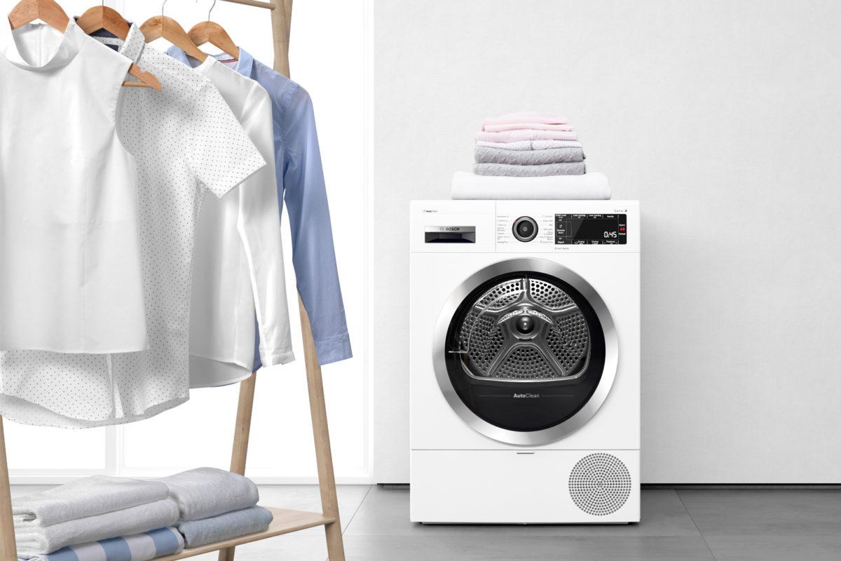 Gli elettrodomestici di Bosch per la cura della casa
