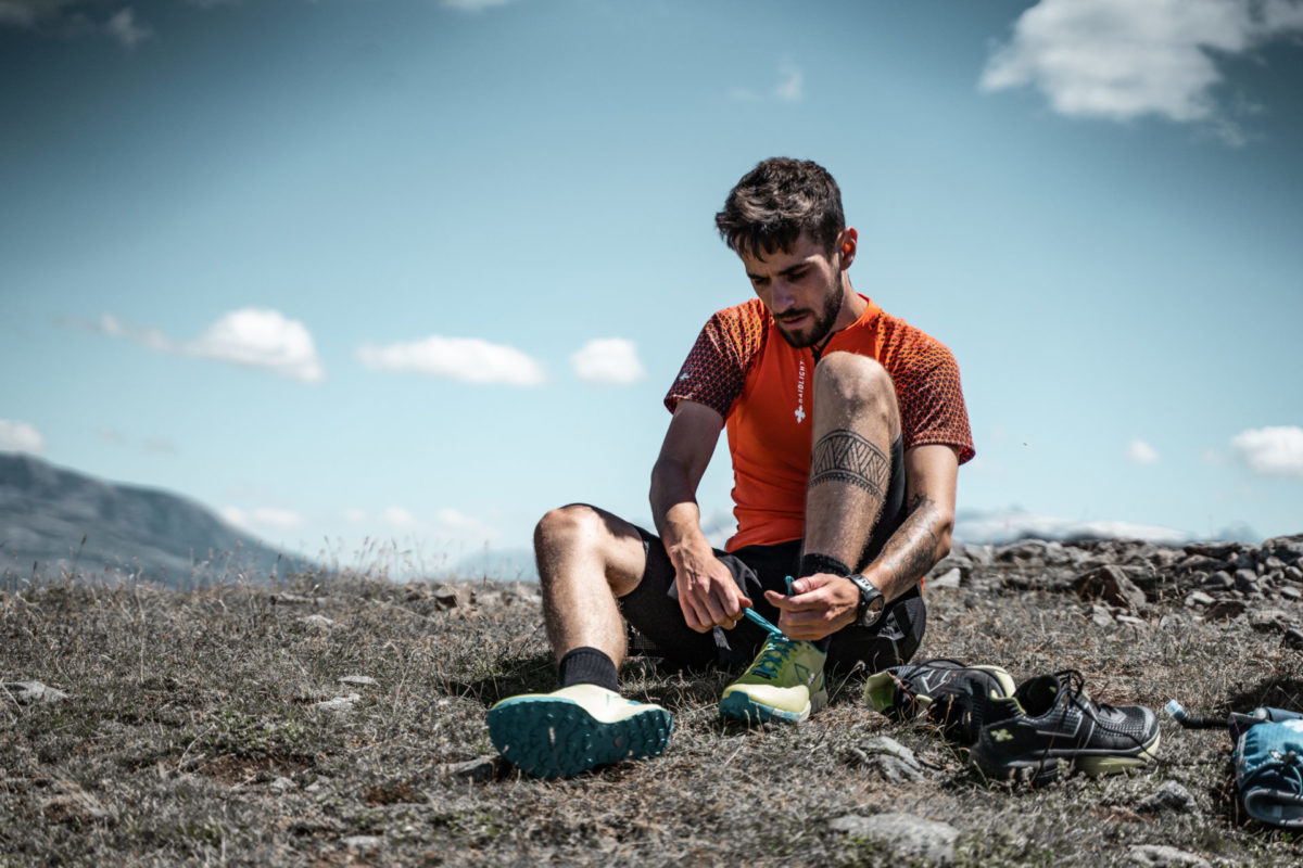 La scarpa da trail RaidLight Responsiv XP