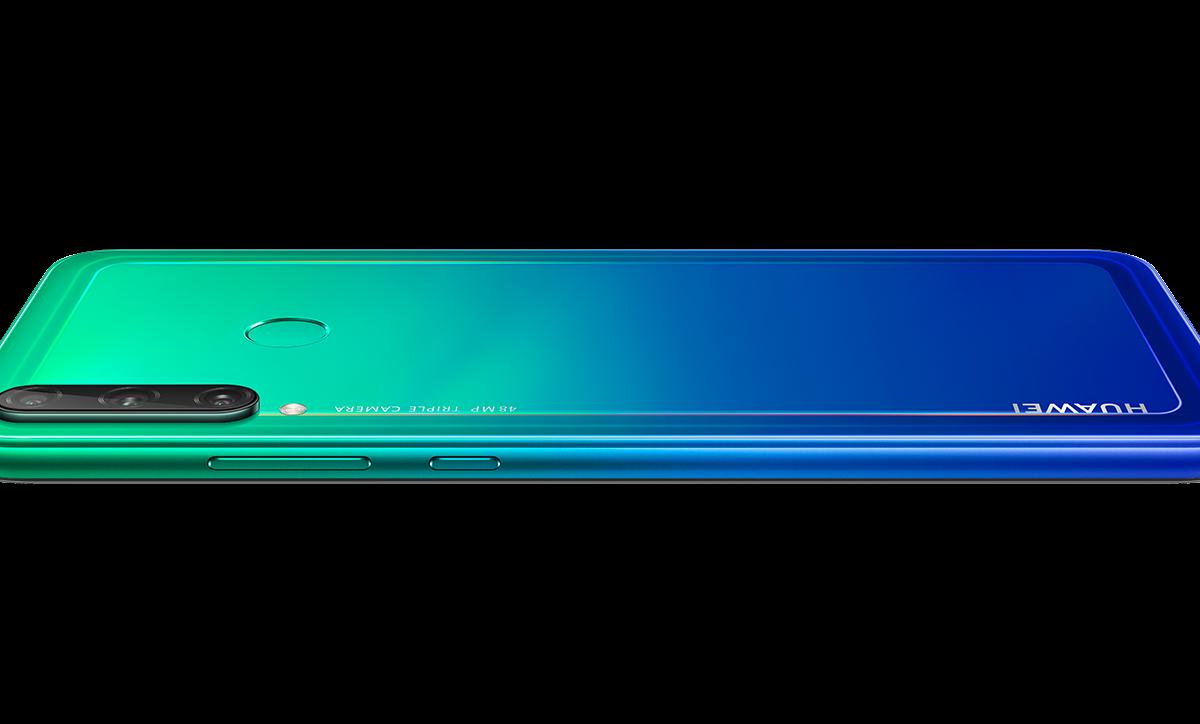 Huawei P40 lite E: la tripla camera è potenziata da AI
