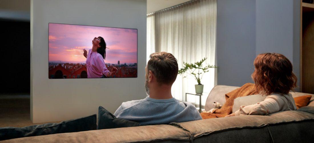 I prezzi di LG per la collezione di TV 2020