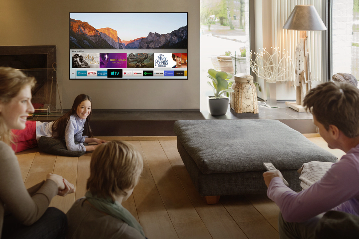 I suggerimenti di Samsung per utilizzare al meglio le Smart TV