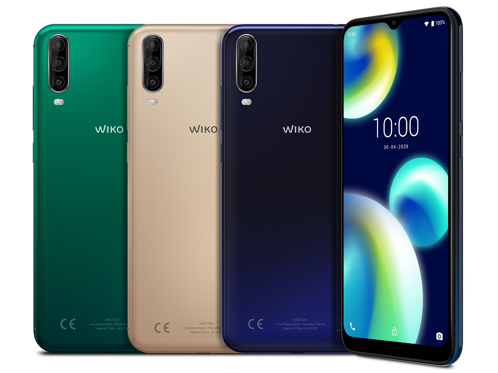 Wiko: in arrivo sull'e-store italiano la View4 Collection