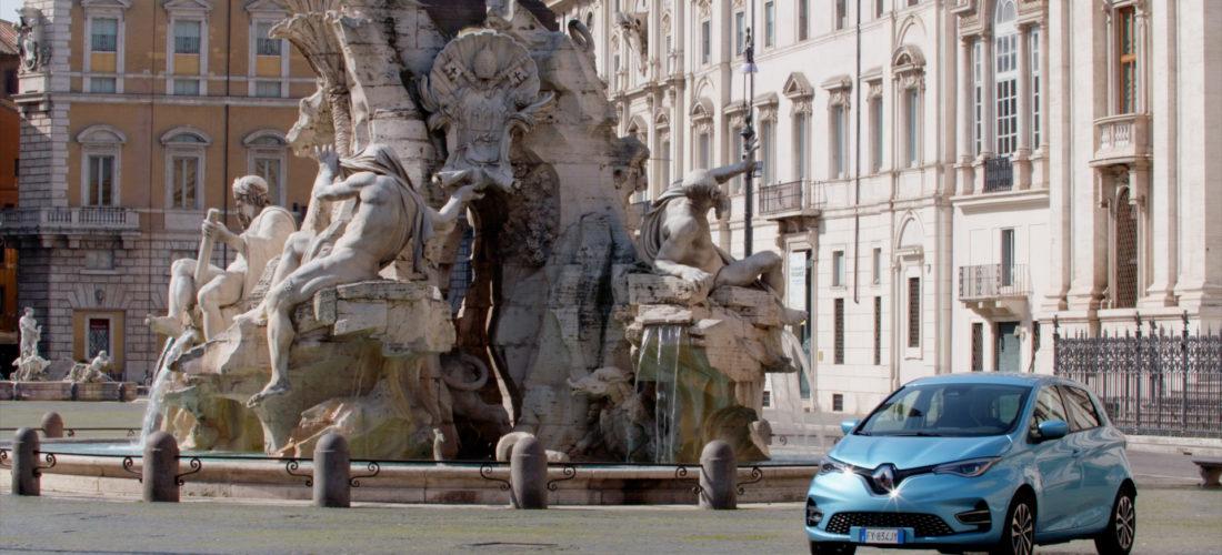 Zoe: la city car 100% elettrica di Renault