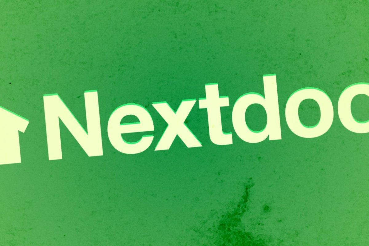 Nextdoor in supporto del commercio locale
