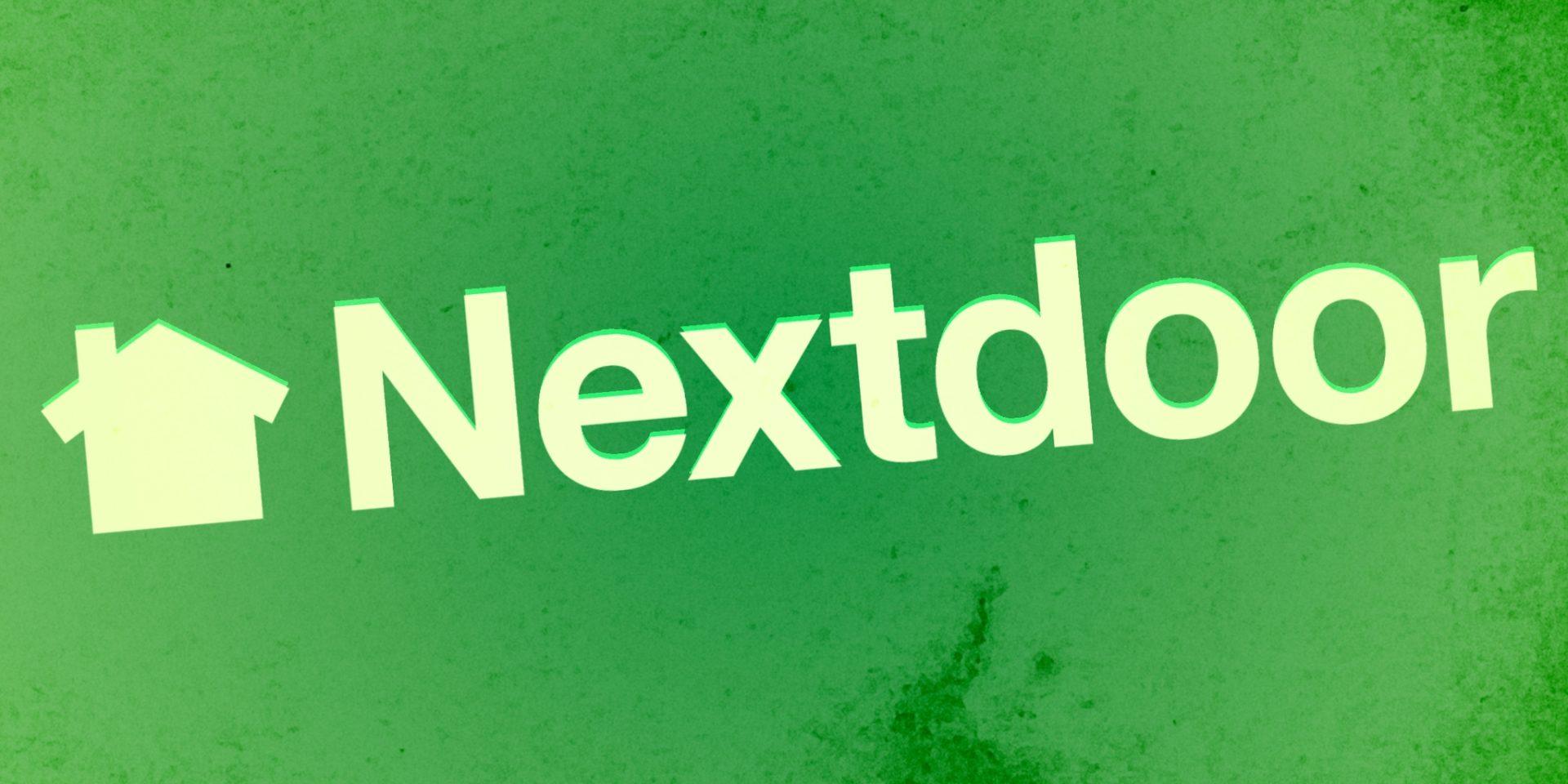 Nextdoor evid
