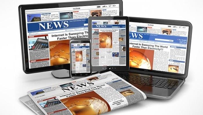 Sepùlveda, il giornalismo digitale e quello di carta