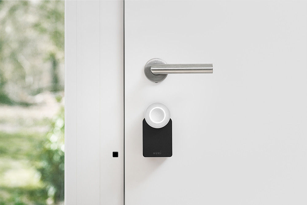 L'innovativa serratura Nuki Smart Lock 2.0