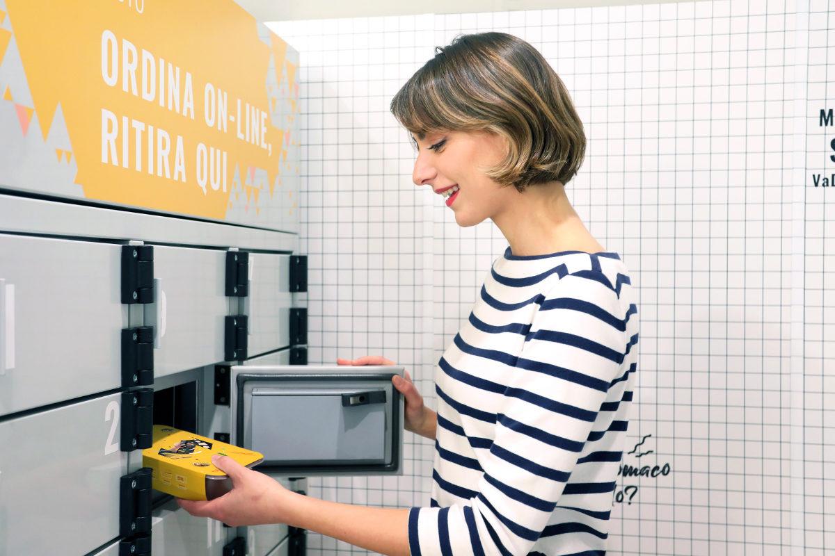 Ecco Delò, il locker refrigerato per la consegna di cibi pronti in sicurezza