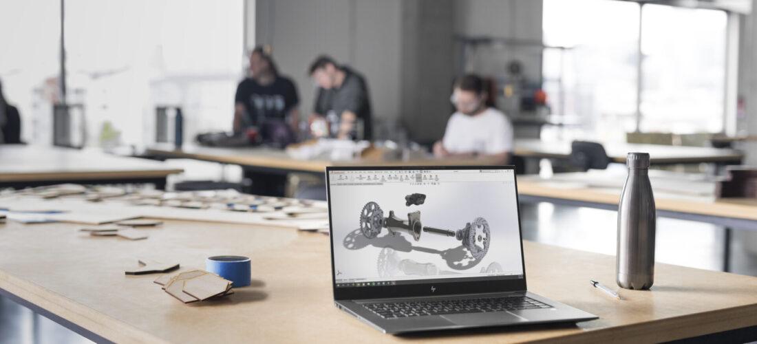 I nuovi portatili HP per i creators: intervista a Giampiero Savorelli