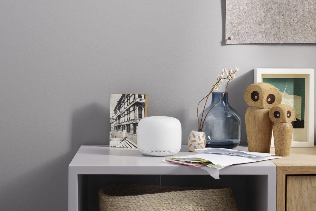 Nest Wifi di Google, connessione perfetta in tutta la casa