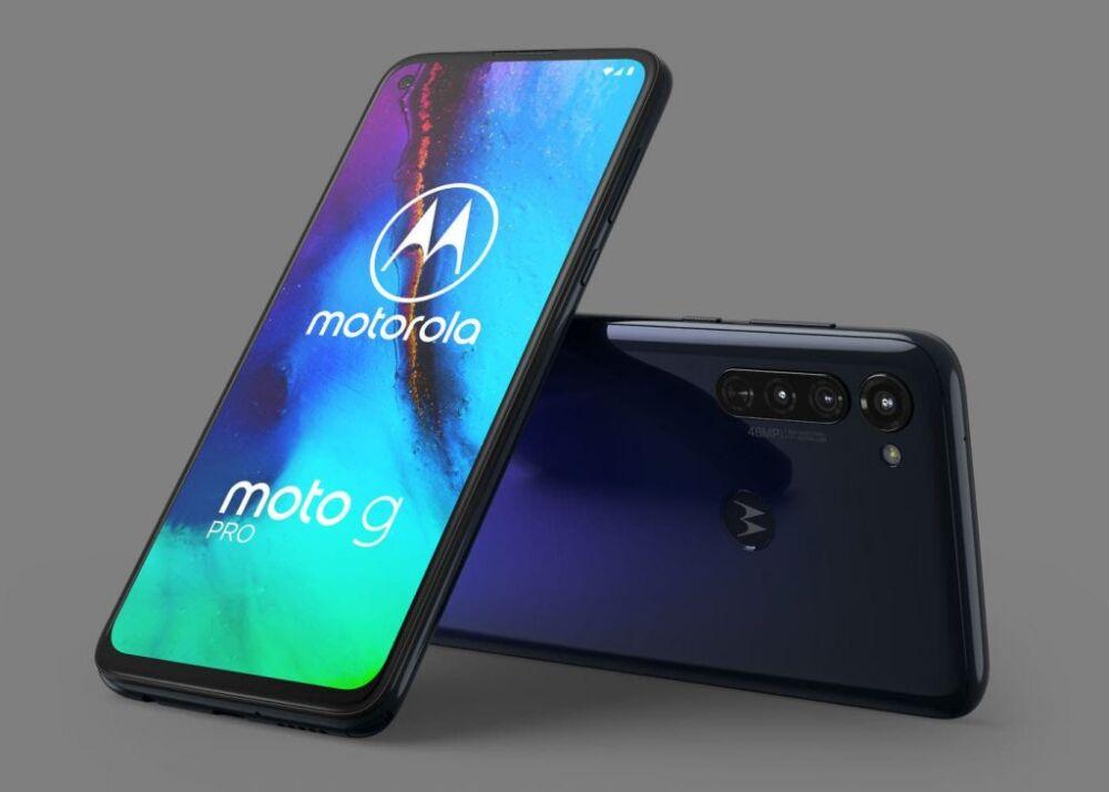 Il moto g pro di Motorola col pennino Stylus