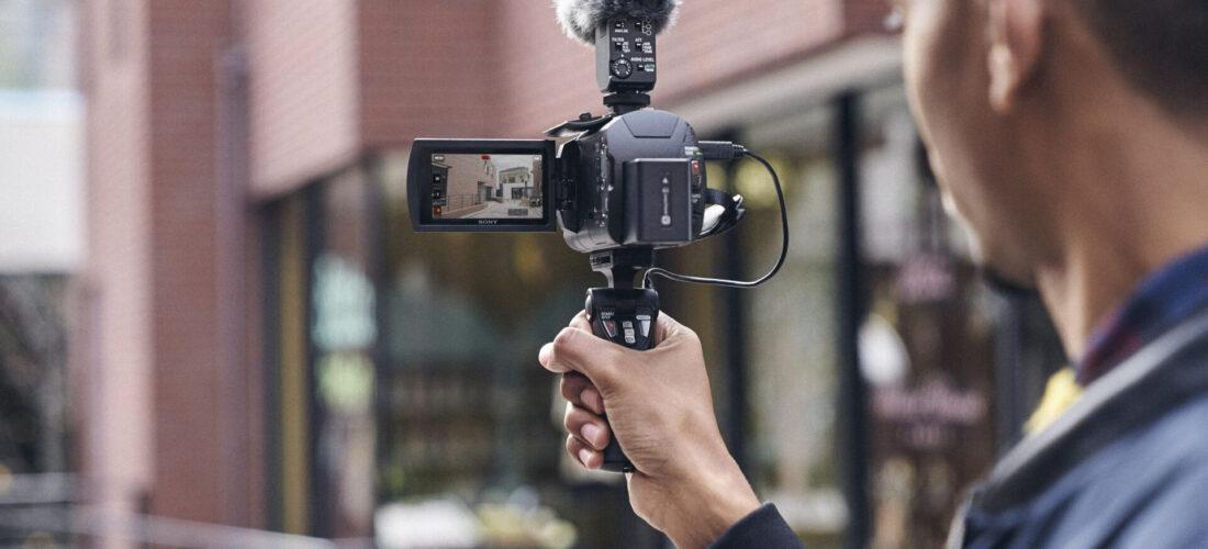 La gamma di soluzioni Sony per i vlogger