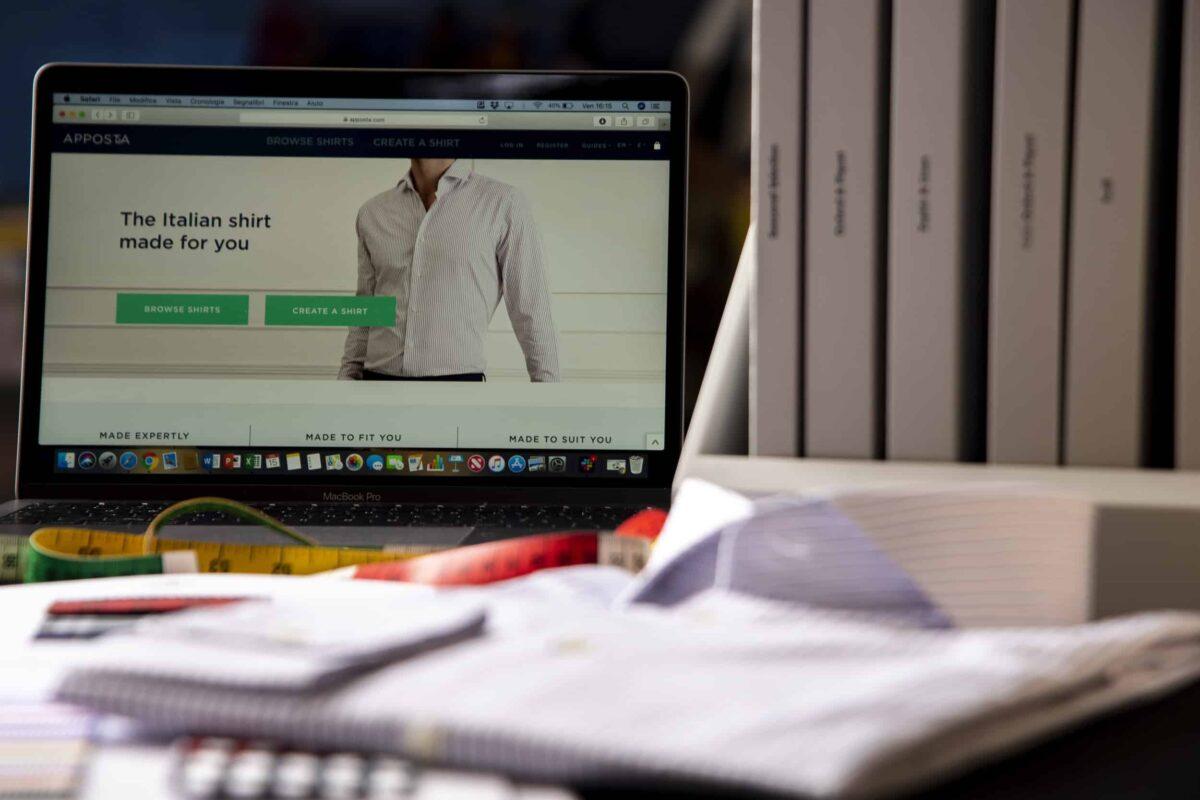 Apposta, le camicie sartoriali fatte e vendute sul web