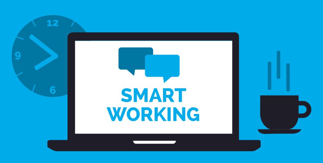 Rischi e vantaggi dello smart working (secondo Tecninf)
