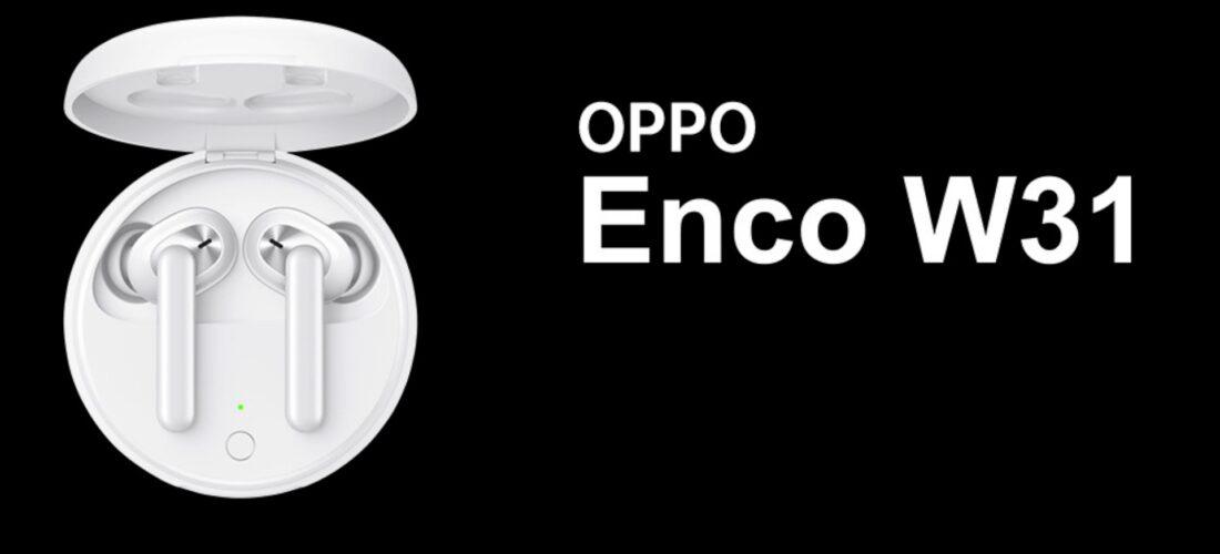 Le nuove cuffie Enco Free ed Enco W31 di OPPO