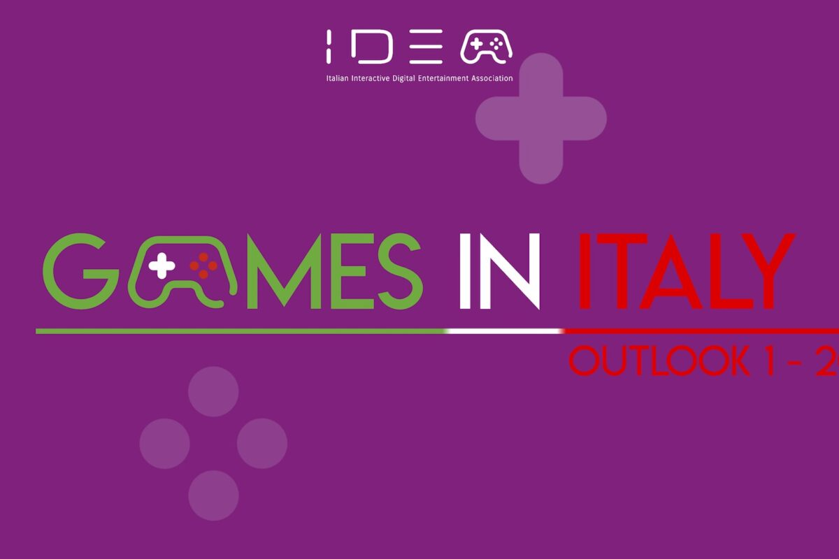 L'iniziativa Games in Italy Outlook di IIDEA