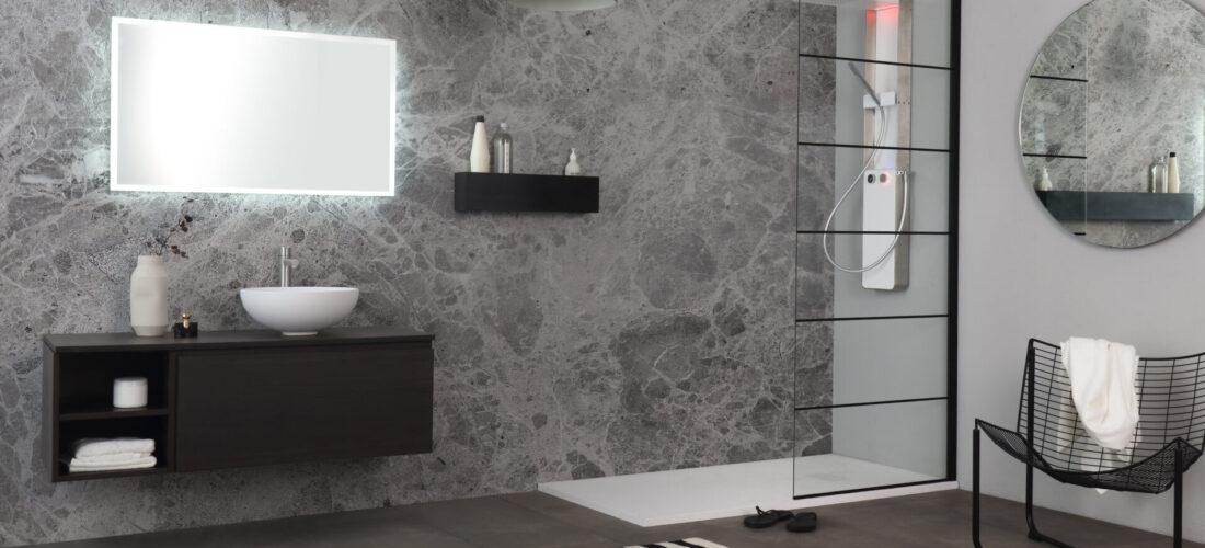 Le Techno Shower di Grandform: musica sotto la doccia