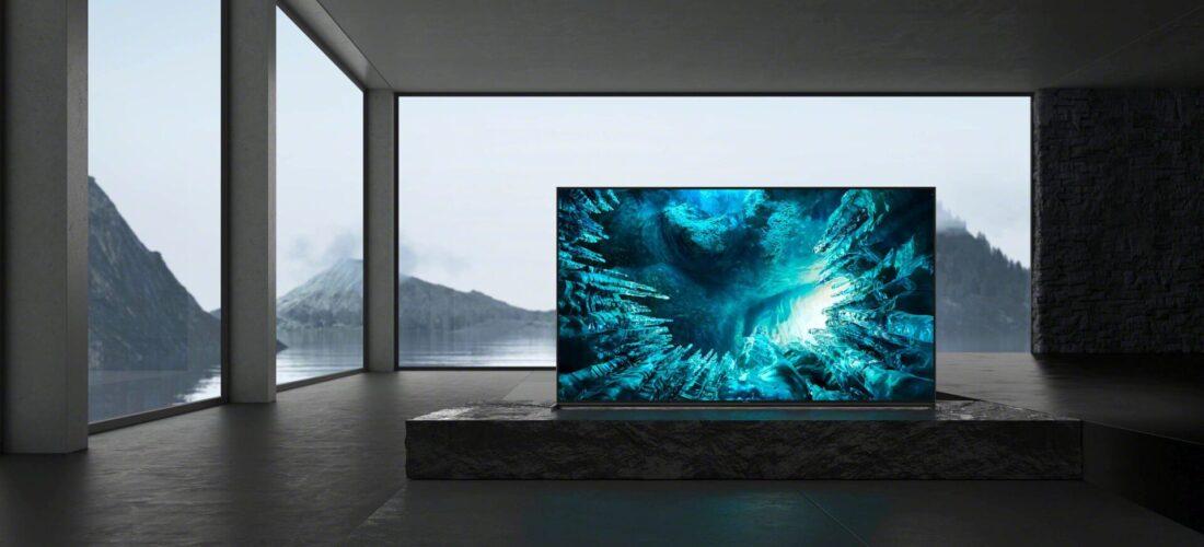 In arrivo i TV Full-Array LED 8K HDR ZH8 di Sony