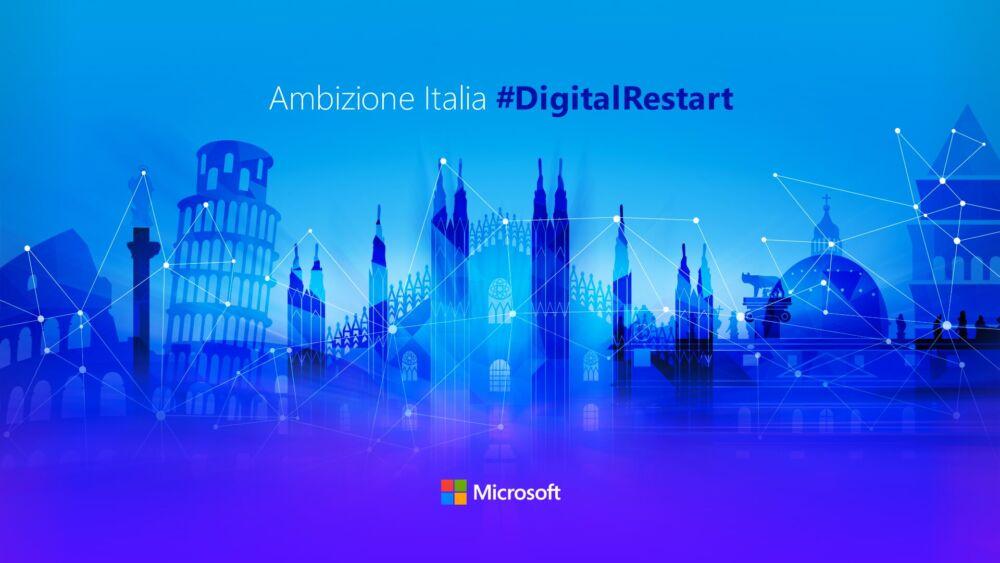 #DigitalRestart