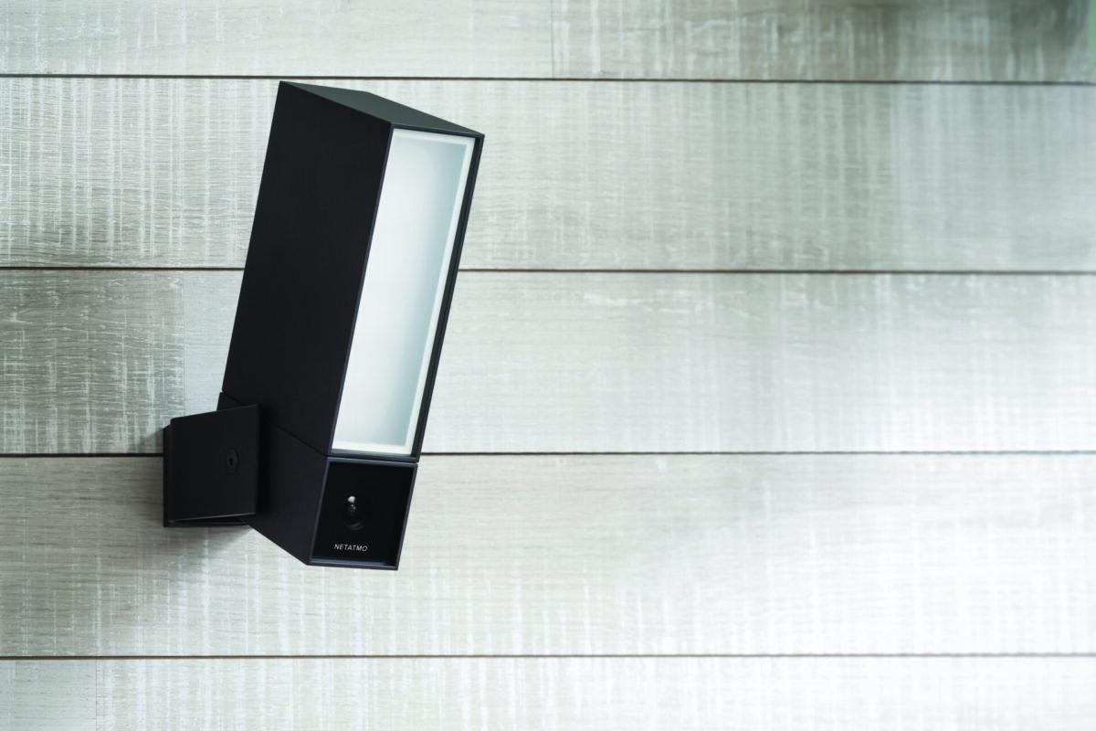 La videocamera con sirena incorporata di Netatmo