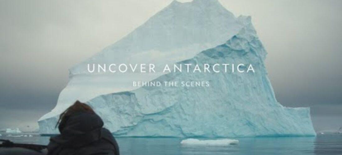 """Il documentario di Oppo: """"Uncover Antarctica"""""""