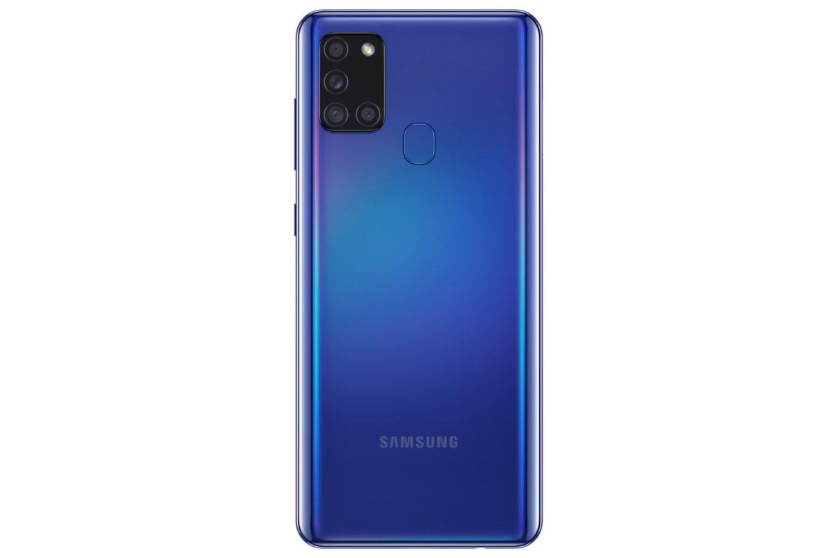 La serie Galaxy A di Samsung si amplia con il Galaxy A21s