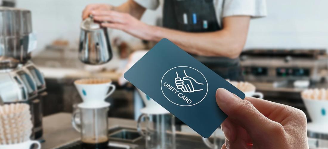 La Unity Card di Loyaltek per sostenere la ripresa economica
