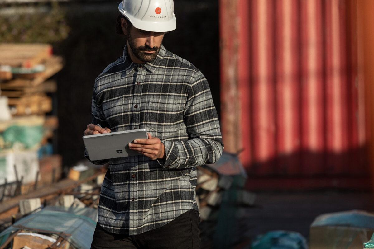 I dispositivi della famiglia Surface di Microsoft