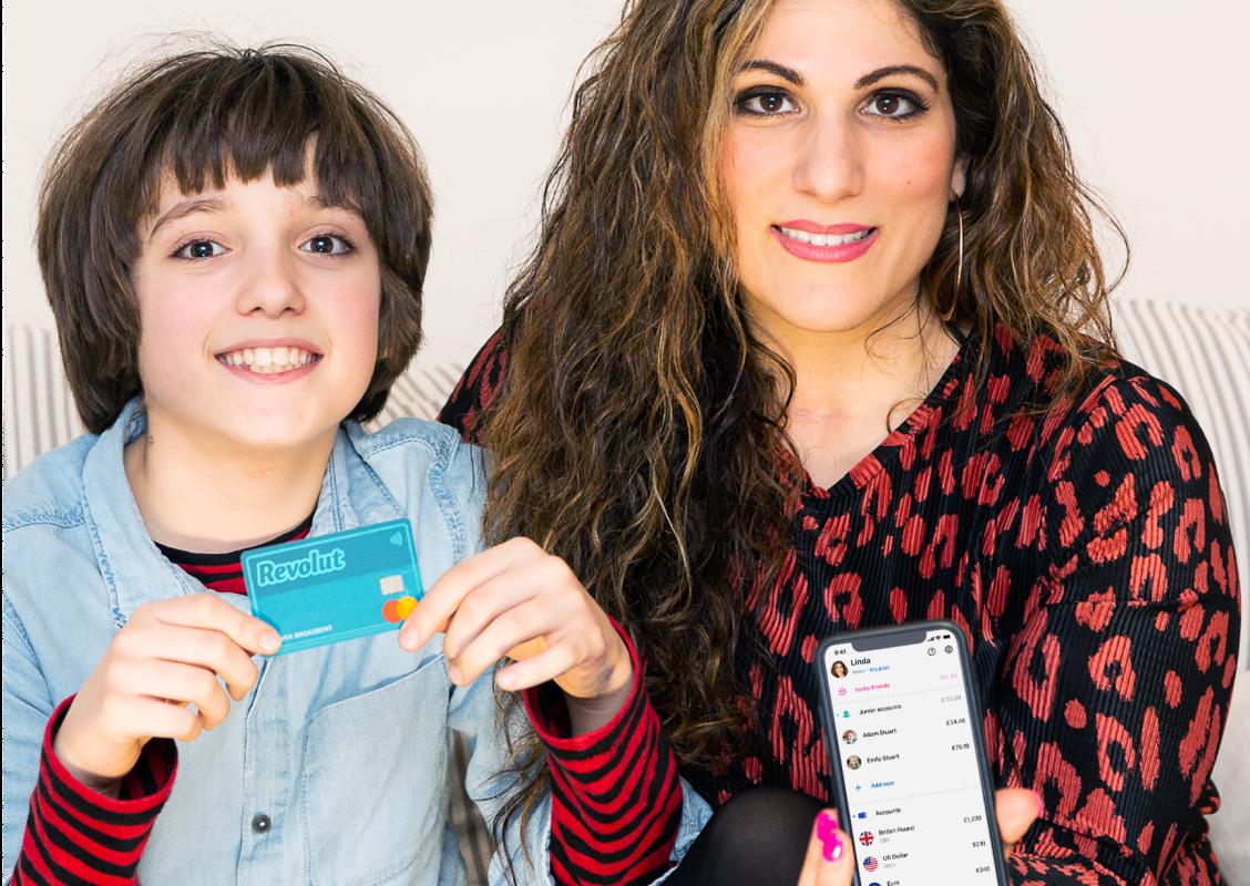 Revolut Junior: L'app dedicata ai ragazzi per la gestione del denaro