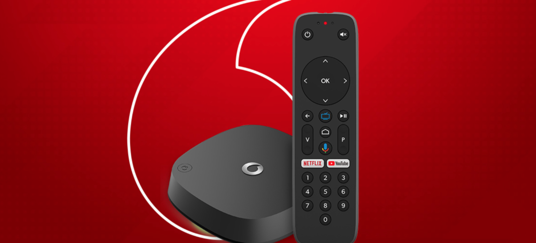 La partnership di Vodafone TV e Amazon Prime Video