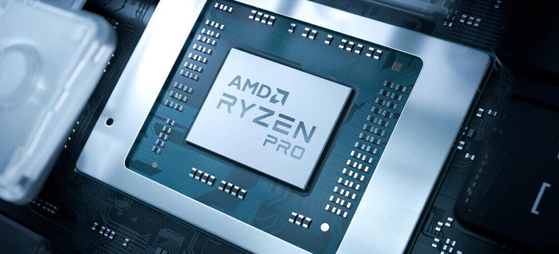 I laptop Lenovo ThinkPad con tecnologia AMD Ryzen 4000 Series