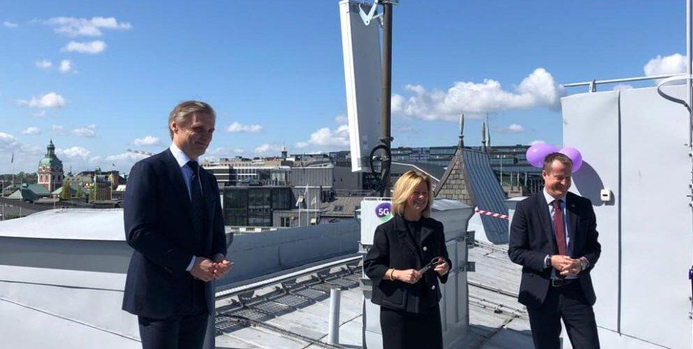 Svezia: in arrivo il 5G con Telia ed Ericsson