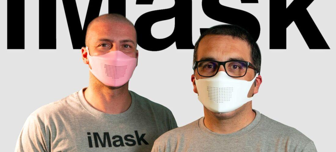 iMask: la mascherina con filtro FFP3 100% italiana