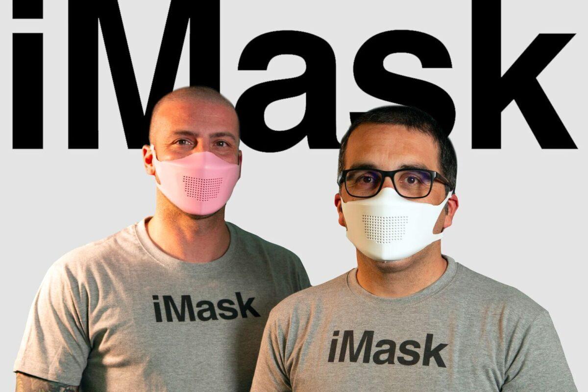 Cominciate le spedizioni di iMask