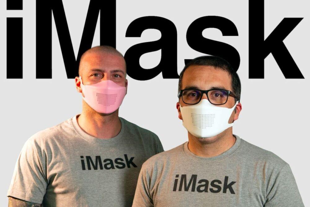 spedizioni di iMask