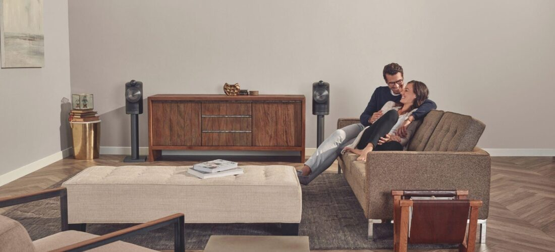 I diffusori Formation DUO di Bowers & Wilkins