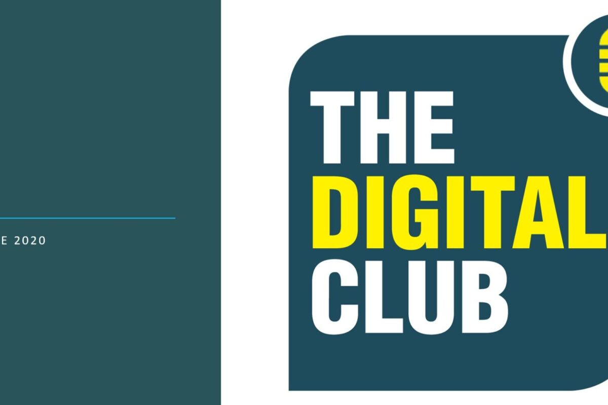 Nasce The Digital Club, la tecnologia live su YouTube e non solo