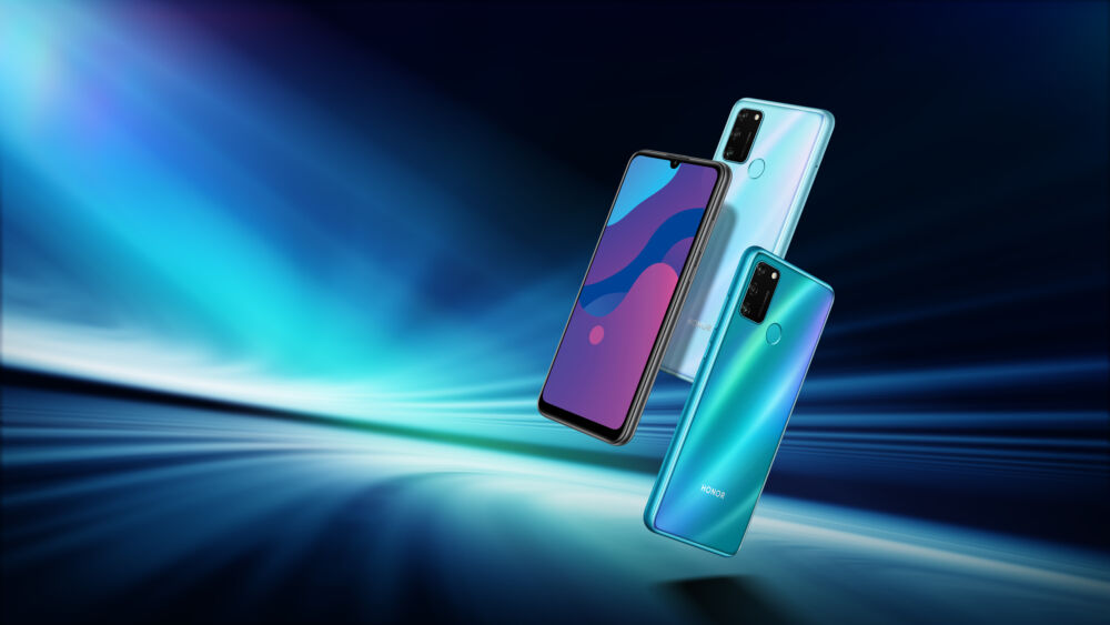 Lo smartphone 9A di Honor