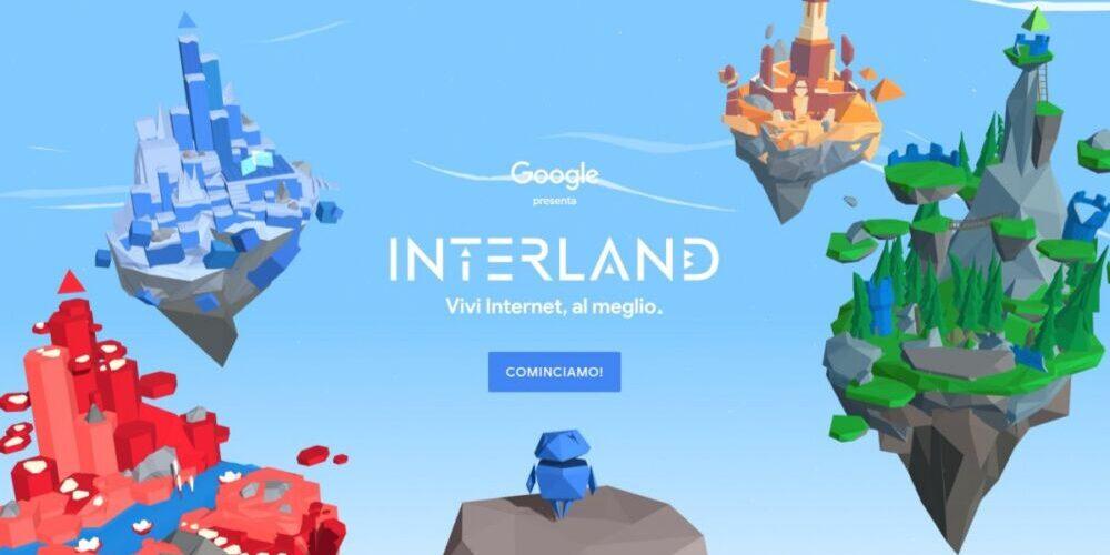 Interland: il gioco di Google che insegna ai bambini la cybersecurity