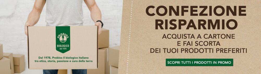 L'e-commerce di Probios per risparmiare contrastando lo spreco alimentare