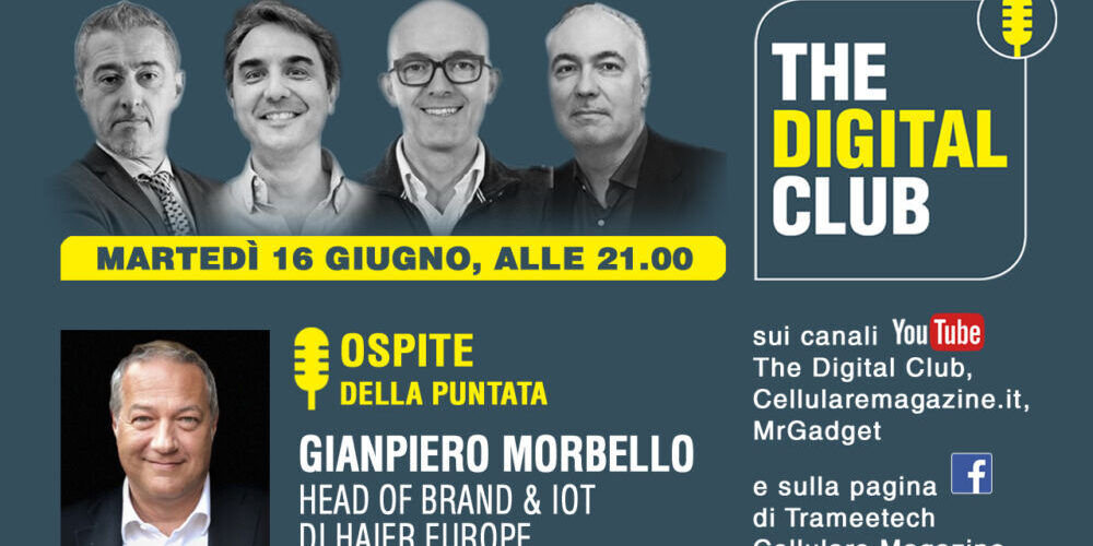 Come rivedere la quinta puntata di The Digital Club: casa, dolce smart casa