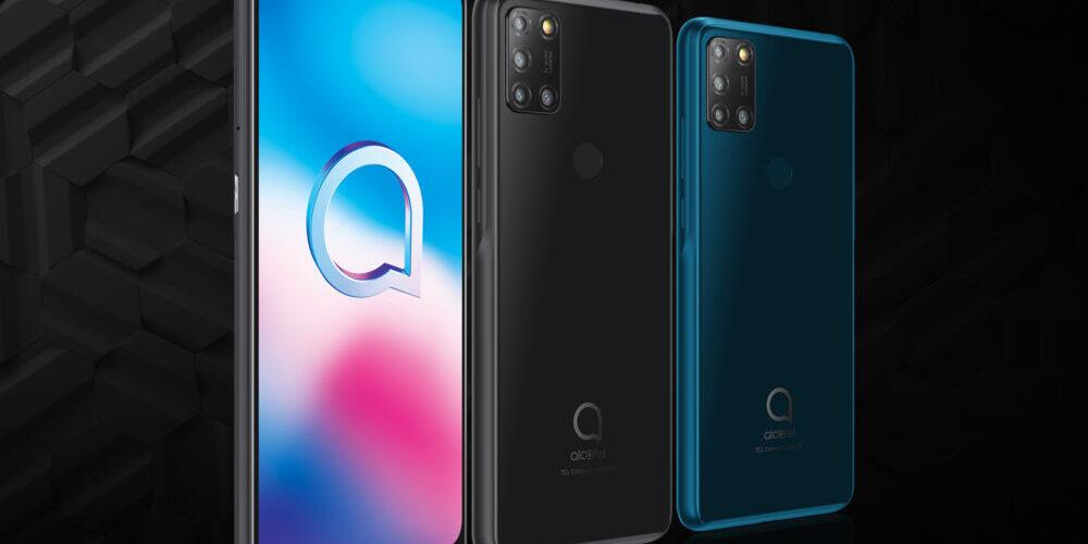Lo smartphone Alcatel 3X (2020) disponibile in Italia