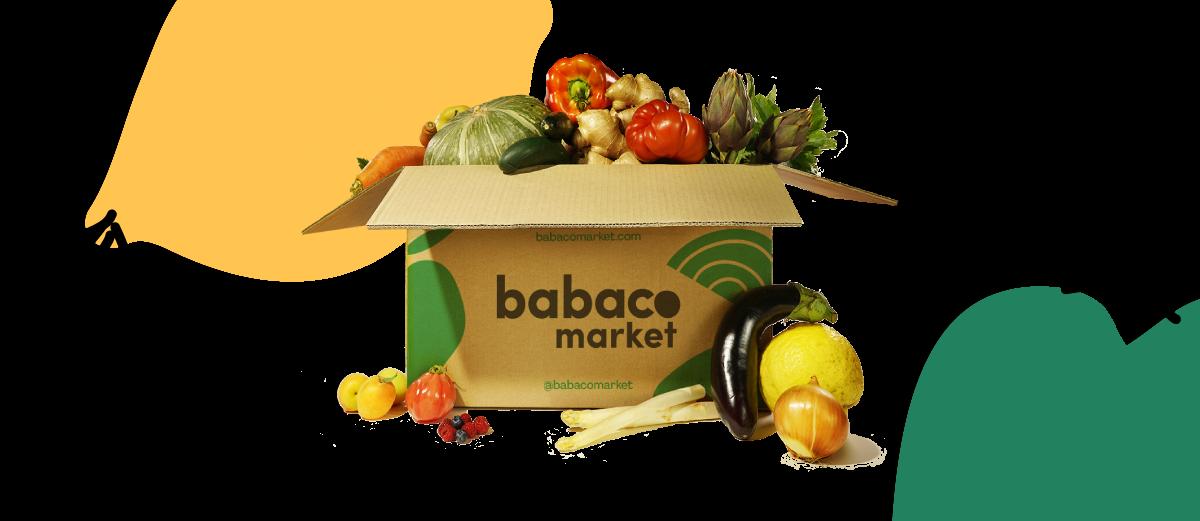 Bacaco Market: la box delivery di frutta e verdura anti-spreco