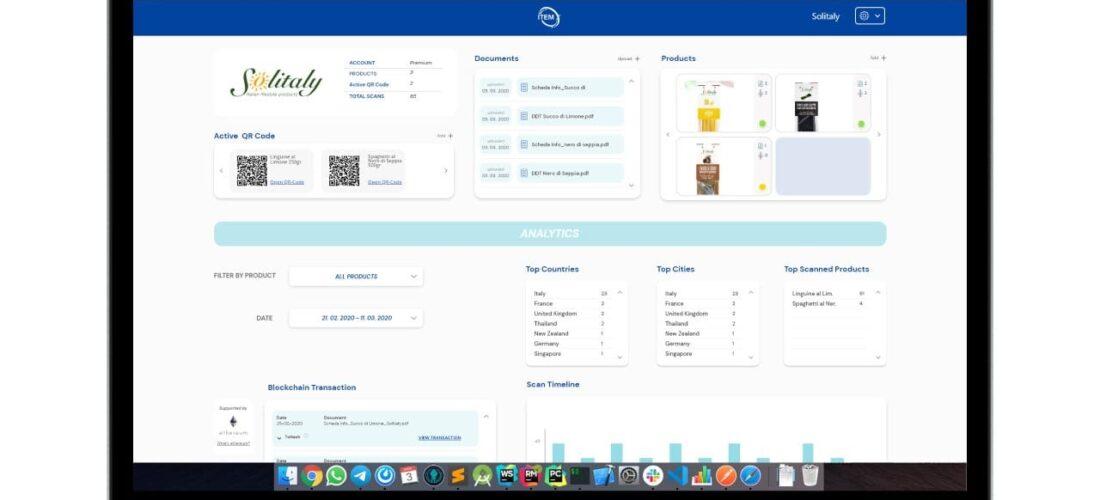 GenuineWay: il provider blockchain per la tracciabilità dei prodotti Made in Italy