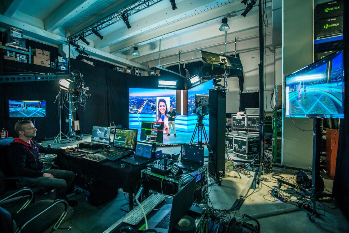 Nevo xR Stage: la realtà estesa per i meeting del futuro