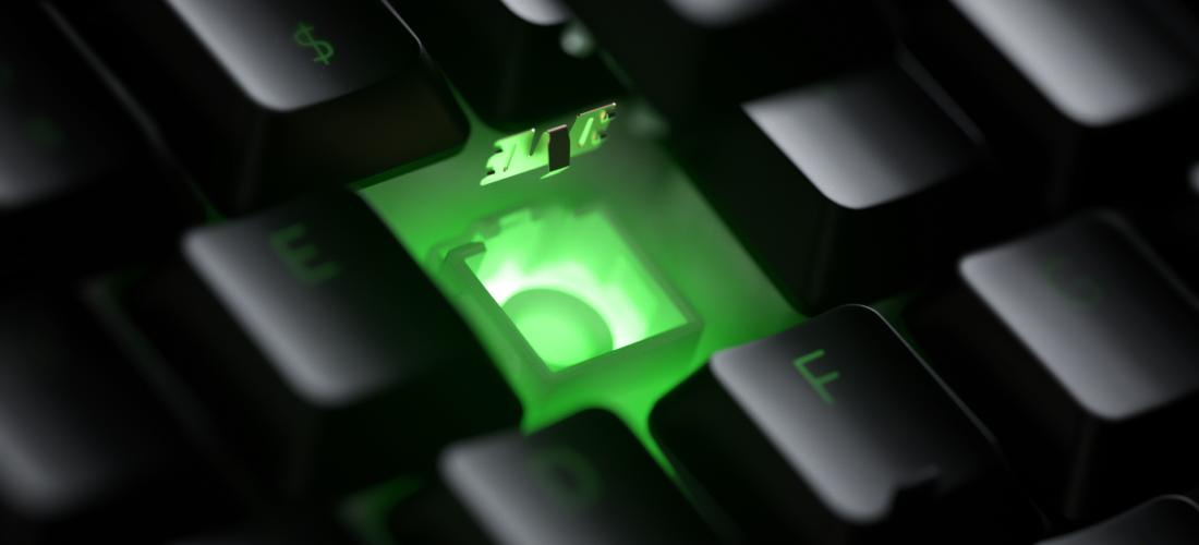 La tastiera ibrida Ornata V2 di Razer