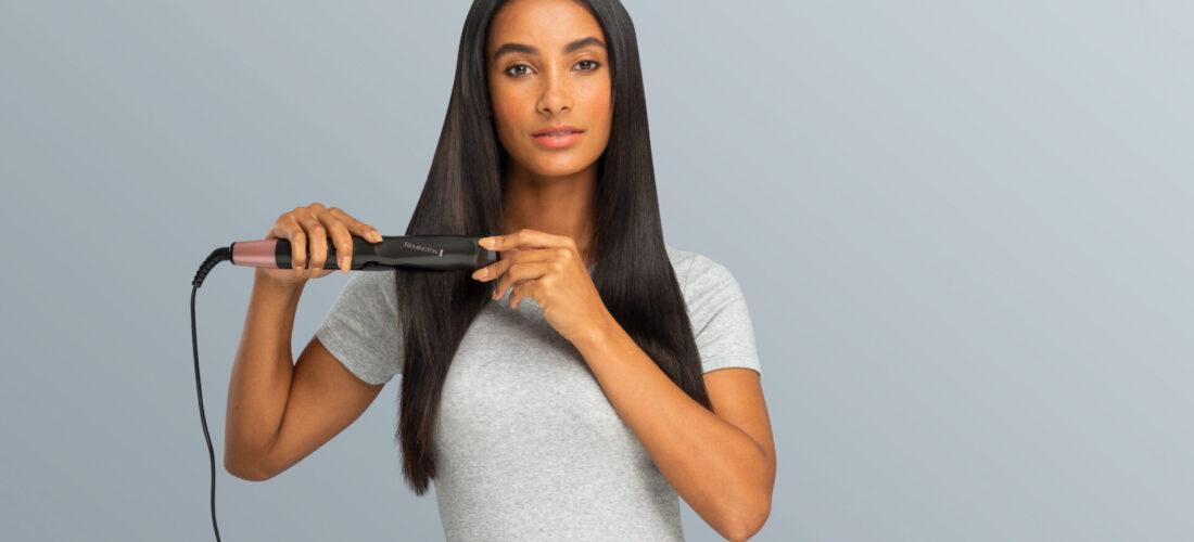 La piastra Remington S6606 Curl & Straight Confidence