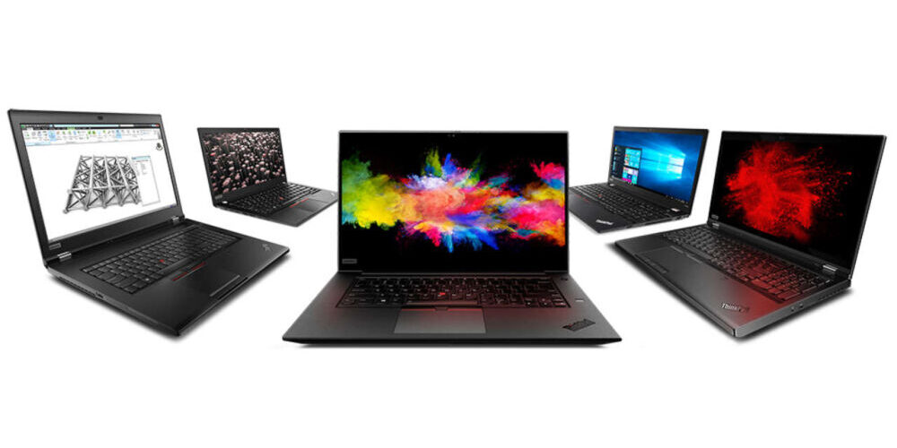 La generazione di workstation mobile ThinkPad serie P di Lenovo