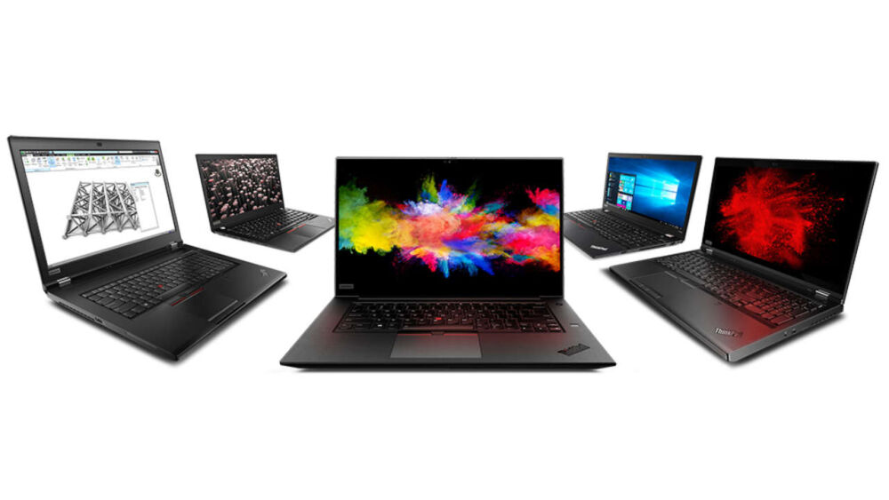 La generazione di workstation mobile ThinkPad serie P di Lenovo
